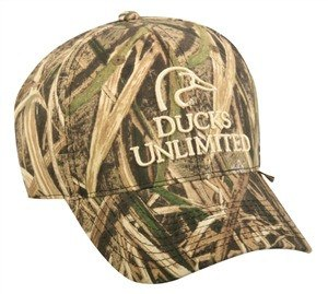 Ducks Unlimited Camo Cap - Sport-Smart.com