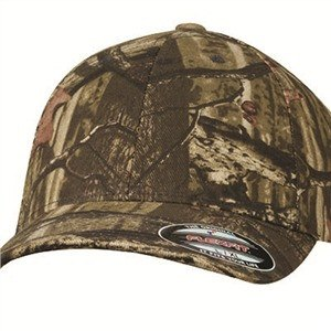 Flexfit 6999 Fitted Camo Cap - Flexfit Brand Caps -Sport-Smart.com