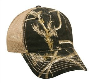Color Camo Front Mesh Back Cap - Sport-Smart.com