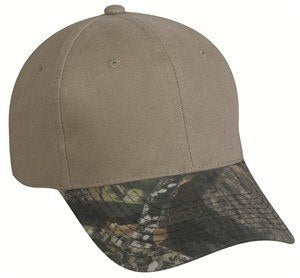 Brushed Twill Camo Cap - Hunting Camo Caps -Sport-Smart.com