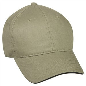 XXL Cotton Twill Cap for the Larger Head - Sport-Smart.com