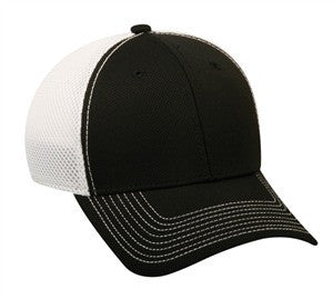 ProFlex Sandwich Mesh Back Fitted Cap - Sport-Smart.com