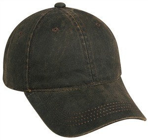 Hard Pigment Dyed Twill Cap - Hunting Camo Caps -Sport-Smart.com