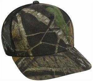 High Profile Mesh Back Camo - Hunting Camo Caps -Sport-Smart.com