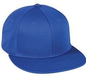 ProTech Adjustable Flat Visor Mesh Hat - Baseball Hats -Sport-Smart.com