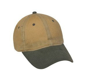Water Resistant Waxed Cotton Canvas Hat - Hunting Camo Caps -Sport-Smart.com