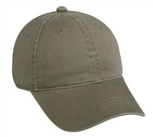 YOUTH Unstructured Washed Twill Baseball Cap - Kids and Youth Caps -Sport-Smart.com