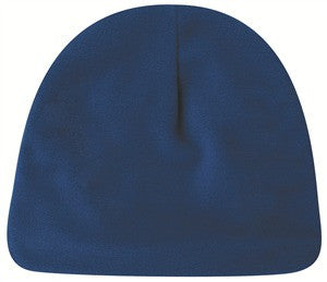 Fleece Beanie with Moisture Wicking Lining - Knit Fleece Beanie Caps -Sport-Smart.com