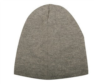 Basic Knit Beanie Hat - Knit Fleece Beanie Caps -Sport-Smart.com
