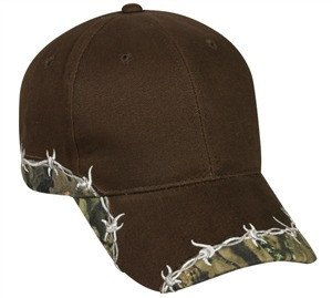 Barbed Wire Camo Cap - Sport-Smart.com