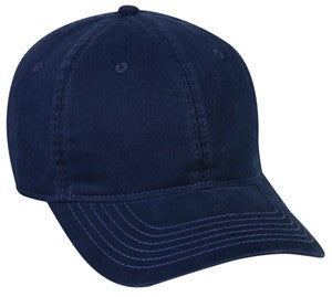 Premium Washed Twill Cap - Baseball Hats -Sport-Smart.com