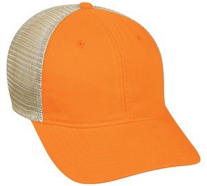 Platinum Series Tea Stained Mesh Back - Baseball Hats -Sport-Smart.com