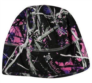 Muddy Girl Ponytail Fleece Beanie - Hunting Camo Caps -Sport-Smart.com