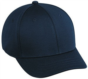 Fitted Umpires Cap - Baseball Hats -Sport-Smart.com