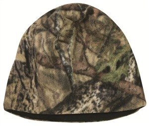 Reversible Camo Fleece Beanie - Knit Fleece Beanie Caps -Sport-Smart.com