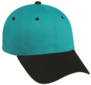 Mid-Low Profile Twill Baseball Hat - Baseball Hats -Sport-Smart.com