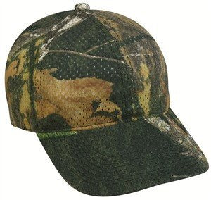 Air Mesh Camo Cap - Hunting Camo Caps -Sport-Smart.com