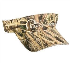 Ducks Unlimited Camo Visor - Visors -Sport-Smart.com