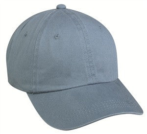 Unstructured Washed Twill Baseball Hat - Baseball Hats -Sport-Smart.com