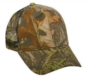 Mid Profile Mesh Back Camo - Hunting Camo Caps -Sport-Smart.com