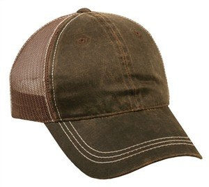 Weathered Cotton Mesh Back Cap - Baseball Hats -Sport-Smart.com