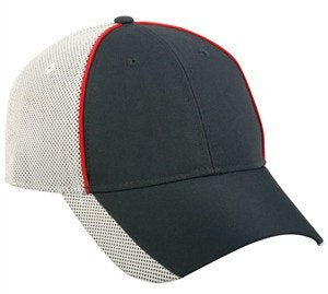 Nylon Mesh UPF 50+ Quick Dry Cap - Baseball Hats -Sport-Smart.com