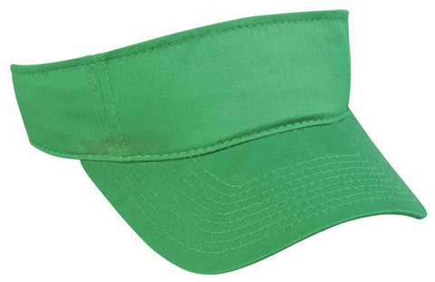 YOUTH Cotton Twill Visor - Kids and Youth Caps -Sport-Smart.com
