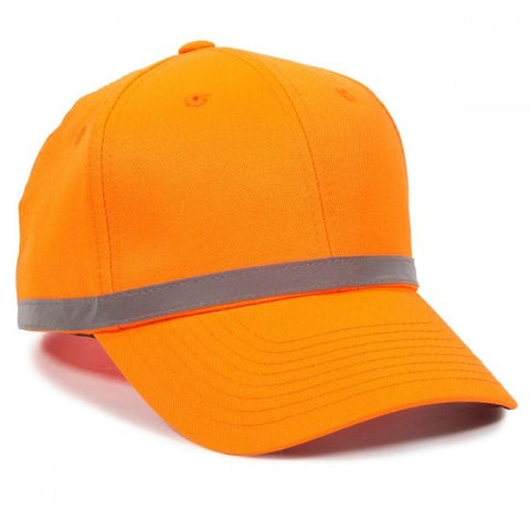 ANSI Certified Solid Back Hat - Baseball Hats -Sport-Smart.com