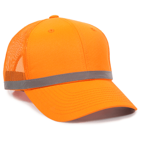 ANSI Certified Mesh Back Hat - Mesh Hats Caps -Sport-Smart.com