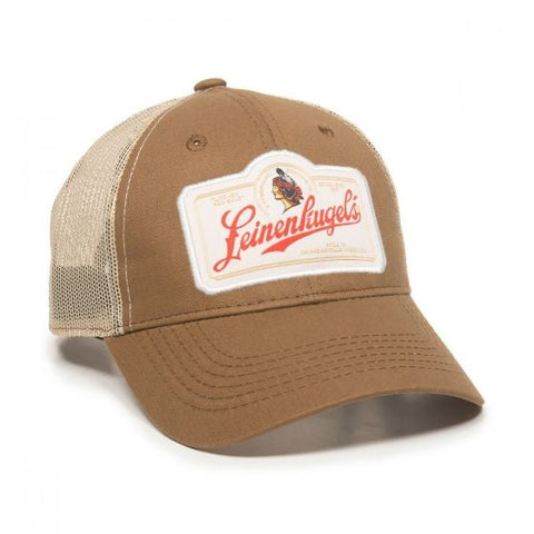 Leinenkugel's Mesh Back Hat - Mesh Hats Caps -Sport-Smart.com