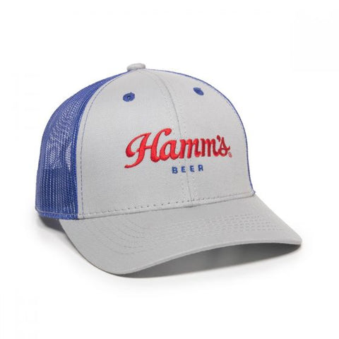 Hamm's Beer Mesh Back Hat - Mesh Hats Caps -Sport-Smart.com