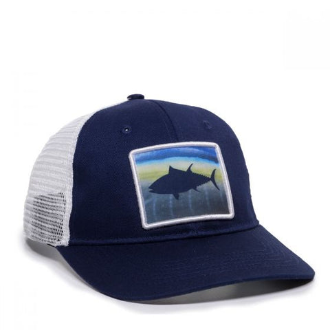 BLUEFIN Mesh Back Fishing Hat -  -Sport-Smart.com