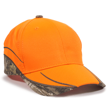 f8d0507c6b004 Blaze Cap Camo Inserts Visor and Crown - Hunting Camo Caps -Sport-Smart.