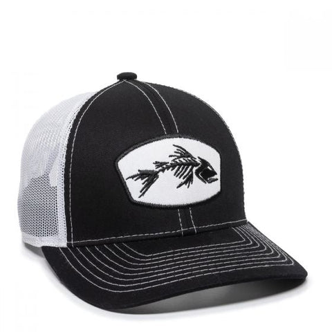 Bonefish Mesh Back Hat