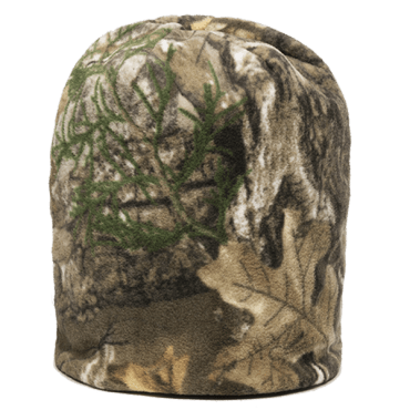 9e0361df1d Reversible Camo Fleece Beanie