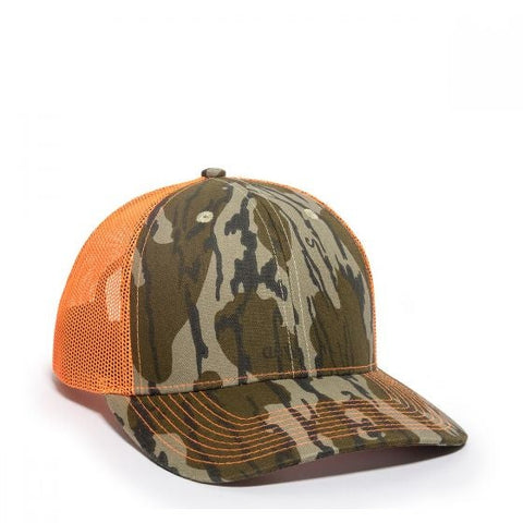 OC771 Ultimate Camo Trucker Hat - Mesh Hats Caps -Sport-Smart.com