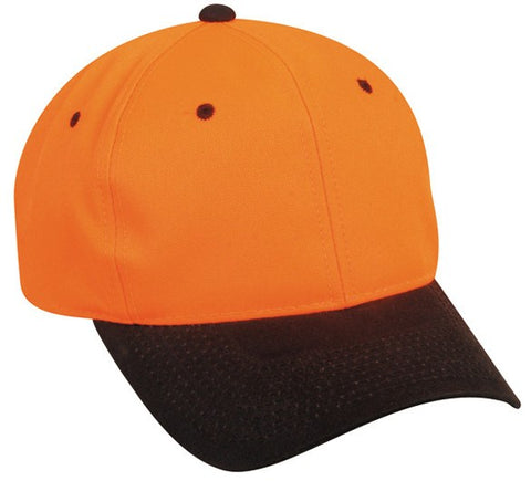 Blaze Cap With Waxed Visor - Sport-Smart.com