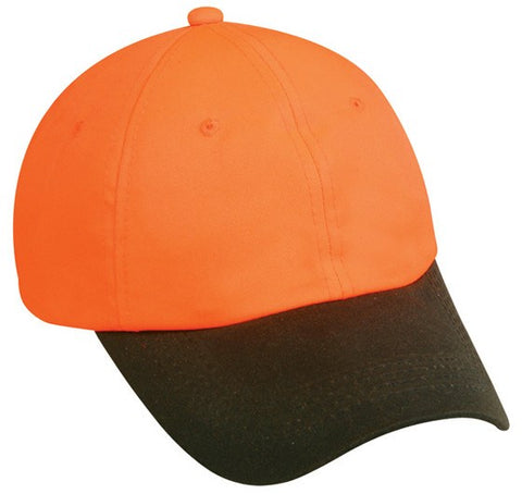 Low Profile Blaze Cap With Waxed Visor - Sport-Smart.com