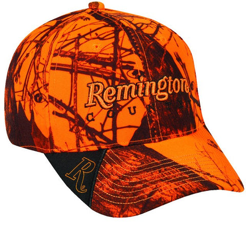 Remington Blaze Camo Cap - Hunting Camo Caps -Sport-Smart.com