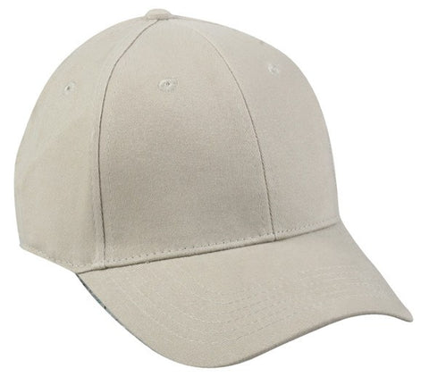 Flex Structured Cotton Fitted Cap - Baseball Hats -Sport-Smart.com