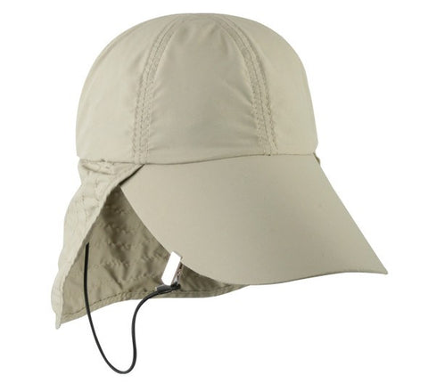 River Runner Hat with Metal Clip - Sun Protection Hats -Sport-Smart.com