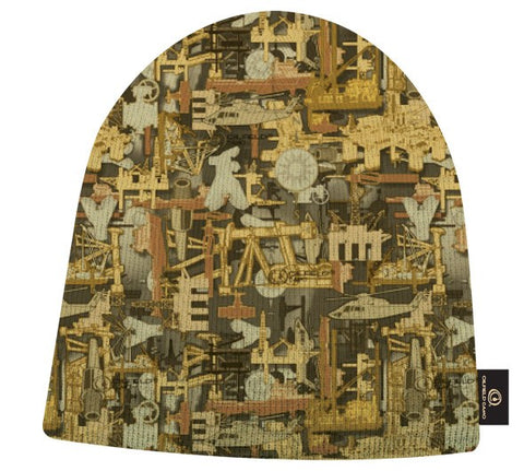 Oilfield Fleece Beanie - Knit Fleece Beanie Caps -Sport-Smart.com