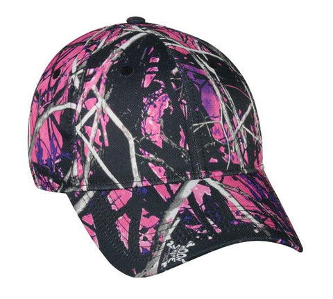 Muddy Girl Structured Camo Cap - Hunting Camo Caps -Sport-Smart.com