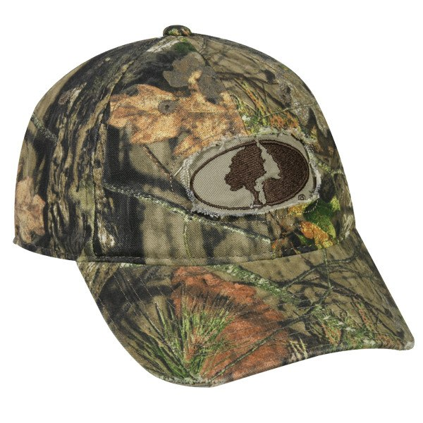 1121b88e0 Mossy Oak Logo Hat - Hunting Camo Caps -Sport-Smart.com ...