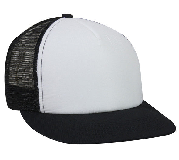 ... Foam Front Mesh Back Trucker Hat - Mesh Hats Caps -Sport-Smart.com 847118006f4f