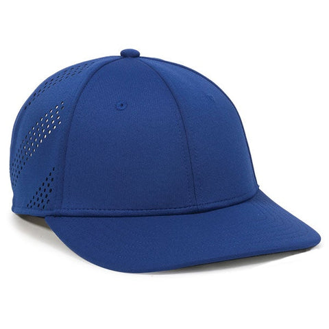 Proflex with Perforated Side Panels - Fitted Caps -Sport-Smart.com