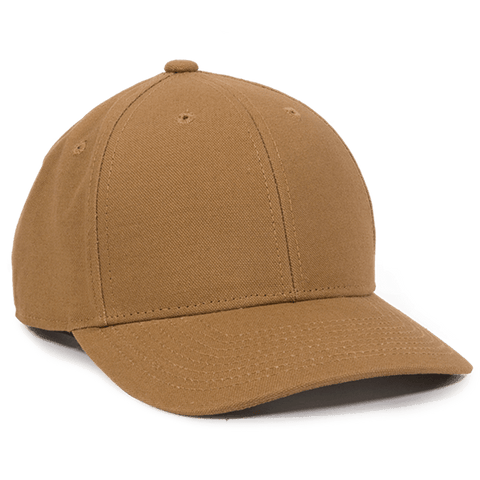 DUK Cotton Canvas Hat - Baseball Hats -Sport-Smart.com