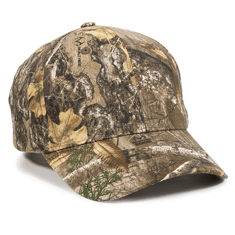 XXL Camo Cap for the Larger Head - Sport-Smart.com