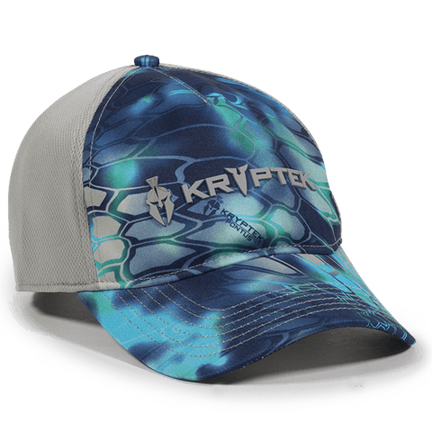 Moisture Wicking Mesh Back Kryptek Camo Hat - Sport-Smart.com
