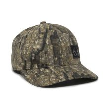 Canvas Camo Realtree Logo Hat - Hunting Camo Caps -Sport-Smart.com